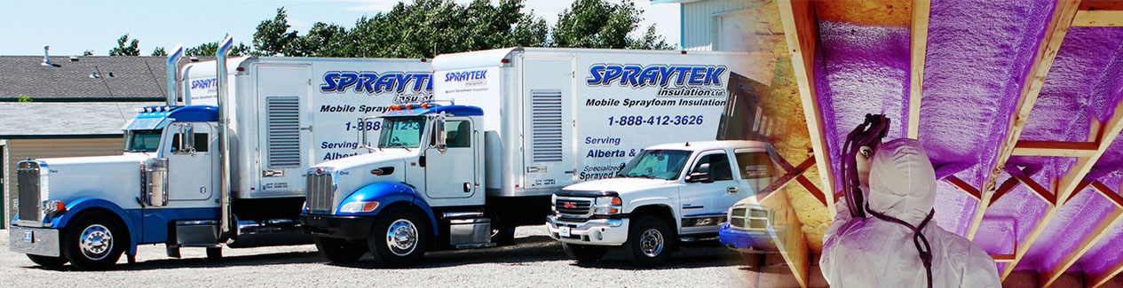 Spraytek Insulation