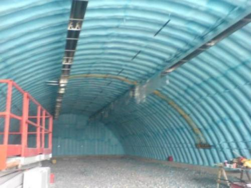 Agricultural Spray Insulation